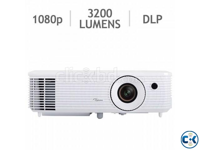 Optoma HD27 Full HD 1080p Home Theater Projector | ClickBD large image 0