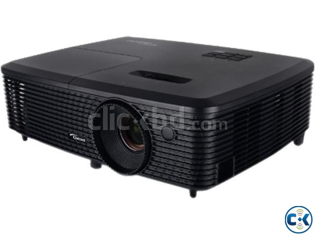 Optoma S321 DLP SVGA Business Projector | ClickBD large image 0