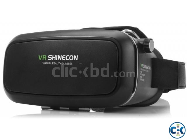 VR-Shinecon 4D Headset Virtual Reality  | ClickBD large image 0