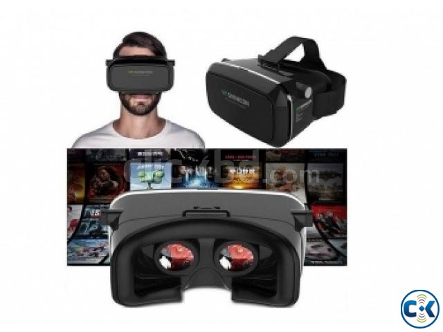 VR-Shinecon 4D Headset Virtual Reality  | ClickBD large image 1