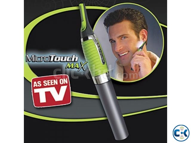 Micro Touch Max hair trimmer.all in one | ClickBD large image 2