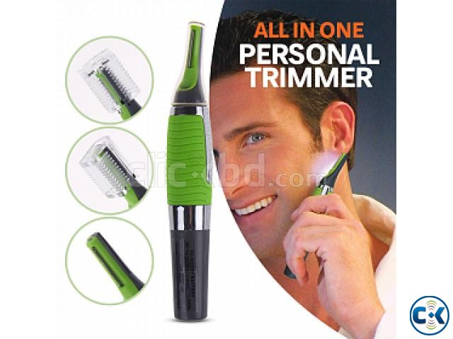 Micro Touch Max hair trimmer.all in one | ClickBD large image 3