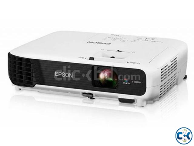 Epson EB-X31 Multimedia LCD Projector | ClickBD large image 1
