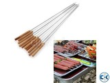 Barbecue Grill with 12 Sticks.