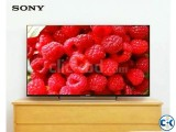 2 years with replicement guaranty 4K x850D 55''Inch Smart Tv