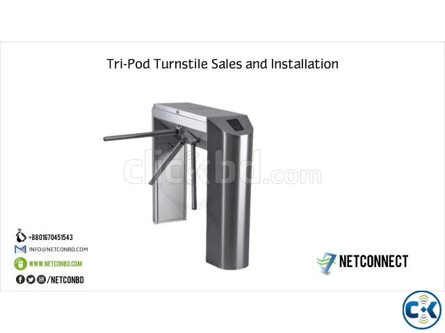 Tripod Turnstile Sales and Installation | ClickBD large image 0