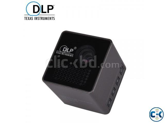 UNIC P1 Mini LED Projector | ClickBD large image 0