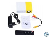 YG-300 LCD Mini Portable LED Projector