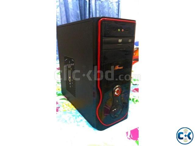 Desktop CPU with 4GB Ram Radeon Graphics Card | ClickBD large image 0