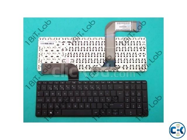New US BLK keyboard fit HP Envy 17-K 17-K000 M7-K M7-K000 | ClickBD large image 0