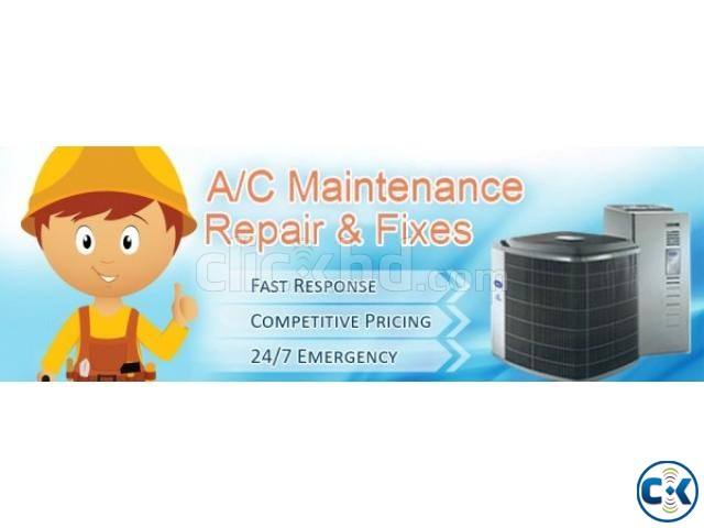 ac service and generator service in dhaka city | ClickBD large image 0
