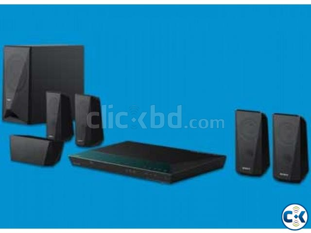 Sony BDV-E3100 5.1 3D Blu-ray Disc Wi-Fi Home Theater System | ClickBD large image 1