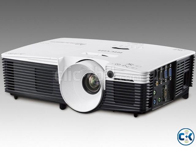 Ricoh PJ WX2240 WXGA Projector | ClickBD large image 1