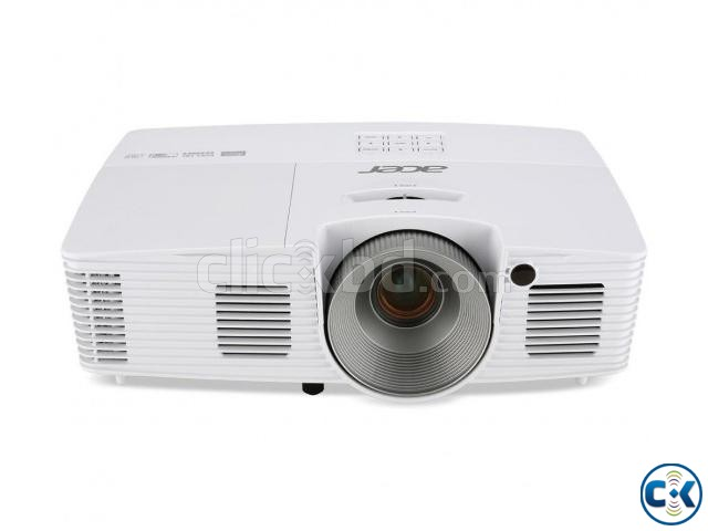 Acer H6517st 1080p Full HD 3D Short Throw Projector | ClickBD large image 1