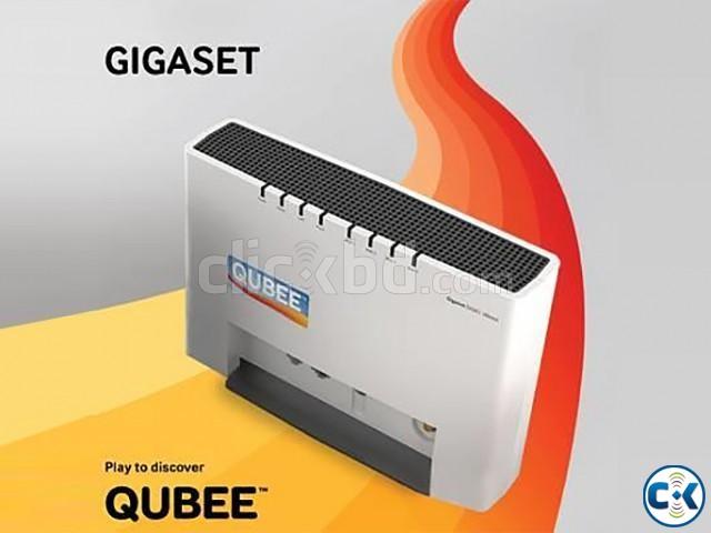 Qubee Gigaset Indoor Modem | ClickBD large image 0
