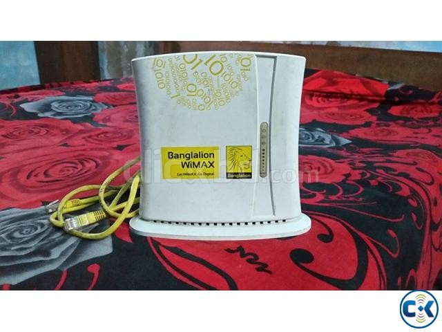 Banglalion Wimax Indoor Modem | ClickBD large image 0