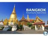 Dhaka to Bangkok Tour Package