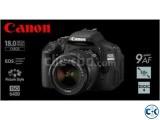 3 - 12 Canon Eos 1200d Dslr