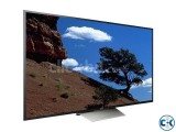 SONY brabia  X8500D 75INCH 4K SMART HDR LED TV