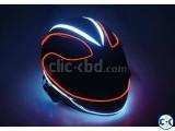 Helmet lighting