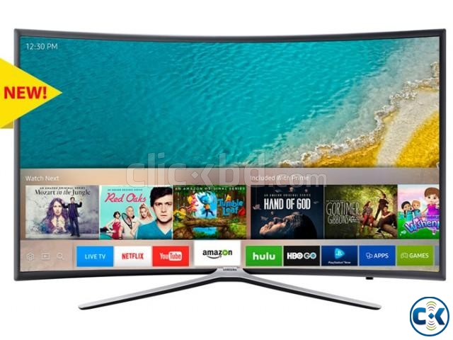 Brand new samsung 55 inch LED TV K6300 | ClickBD large image 2