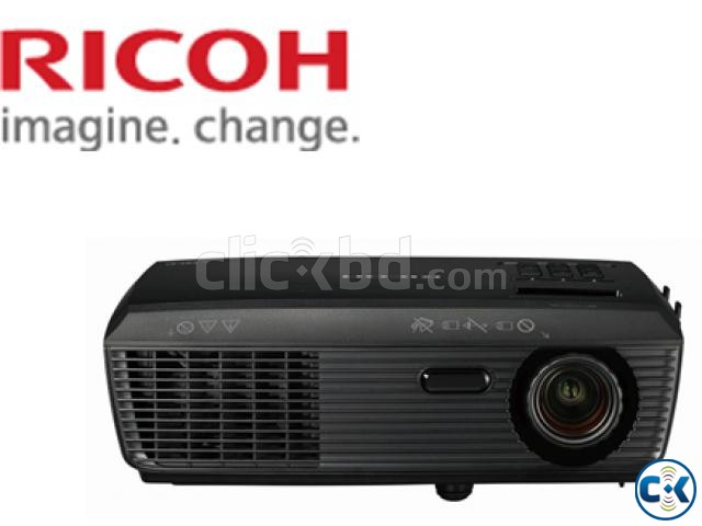 Ricoh PJ S2340 Multimedia Projector | ClickBD large image 1