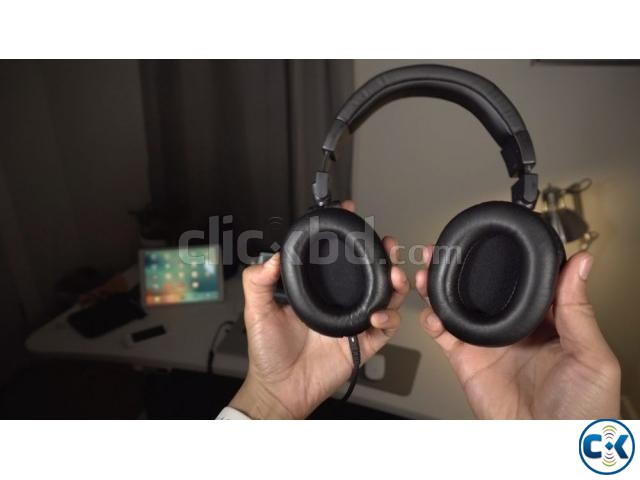 audio-technica-ath-m50x-monitor-headphones | ClickBD large image 1