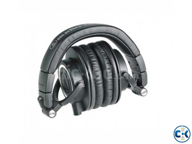 audio-technica-ath-m50x-monitor-headphones | ClickBD large image 3