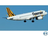 Tiger Air Dhaka Office Dhaka to Singapore Lowest Rate