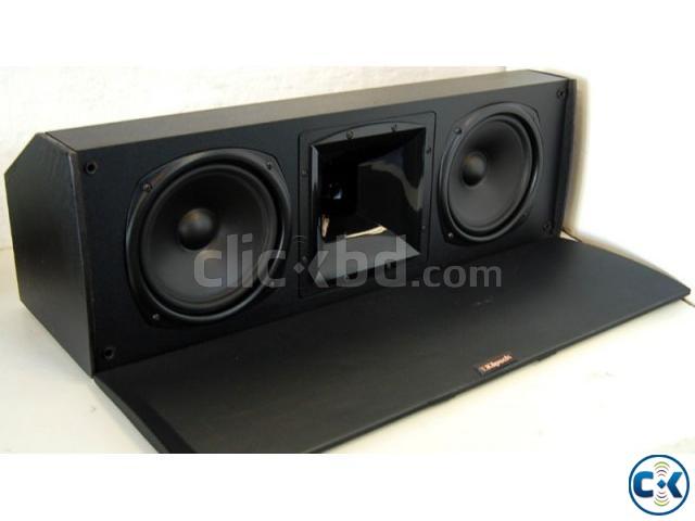Klipsch Center Speaker | ClickBD large image 0