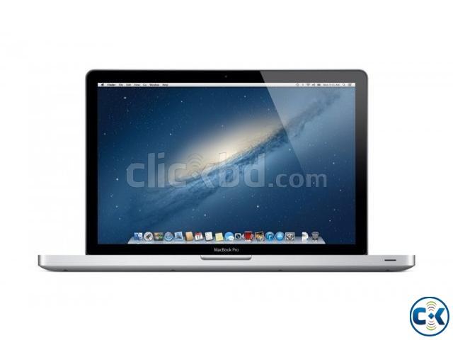 MacBook Pro core i7 8GB ram | ClickBD large image 0