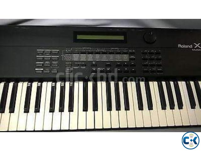 Like new roland xp 50 keyboard | ClickBD large image 1
