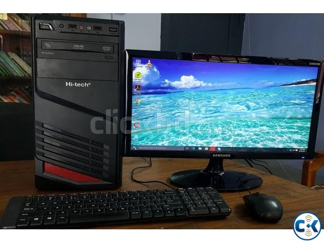 19 Dell Sam LED HD Core 2 Duo Computer | ClickBD large image 0