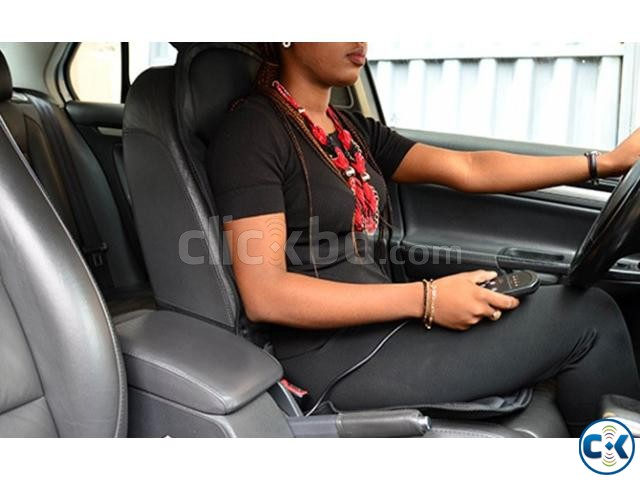 Robotic Cushion Massage seat for Car Office Home | ClickBD large image 0