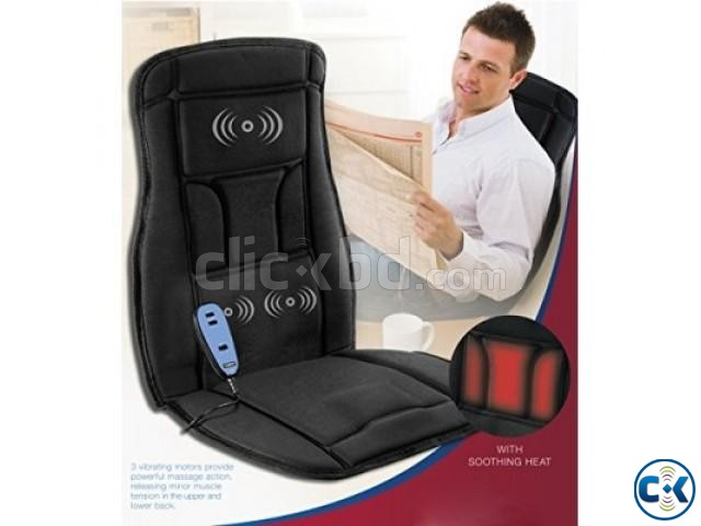 Robotic Cushion Massage seat for Car Office Home | ClickBD large image 1