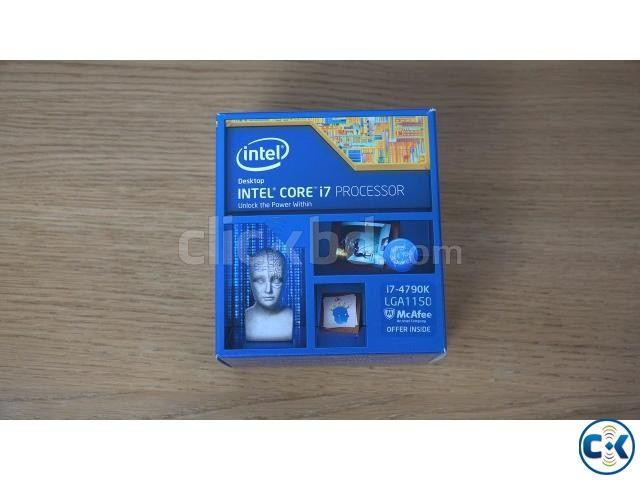 i7 4790k MSI Gaming 3 Mobo Corsair Pro 2400 16GB | ClickBD large image 1