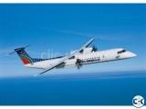 Dhaka to Kuala Lumpur Return Ticket by Us-Bangla Airlines