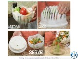 Quick Salad Cutter Bowl Easy