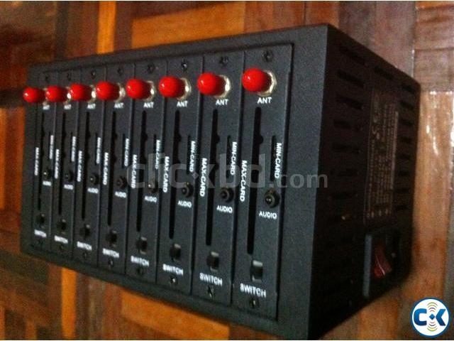 8 port gsm modem in bangladesh | ClickBD large image 0