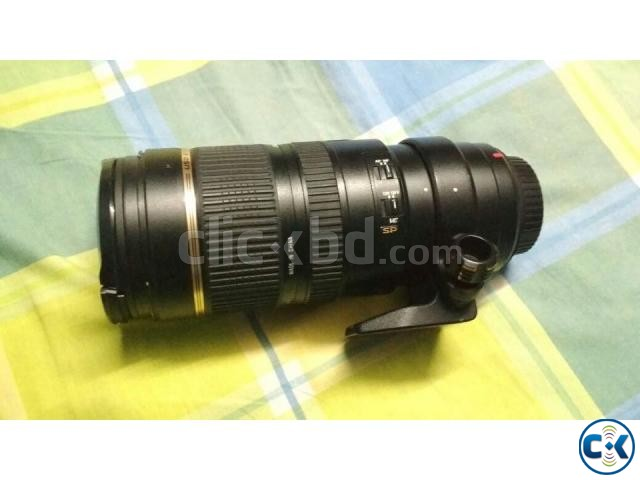 Tamron SP 70-200mm f 2.8 Di VC USD Zoom Lens for Canon | ClickBD large image 0