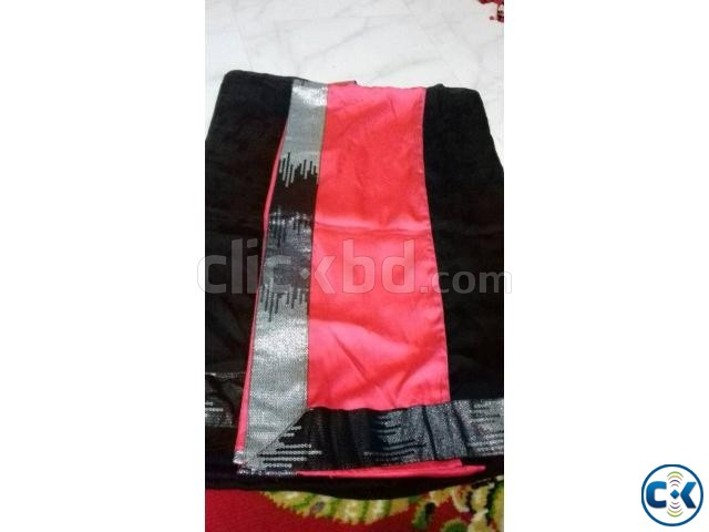 Party Saree | ClickBD large image 1
