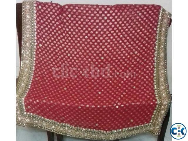 Fashionable saree | ClickBD large image 0