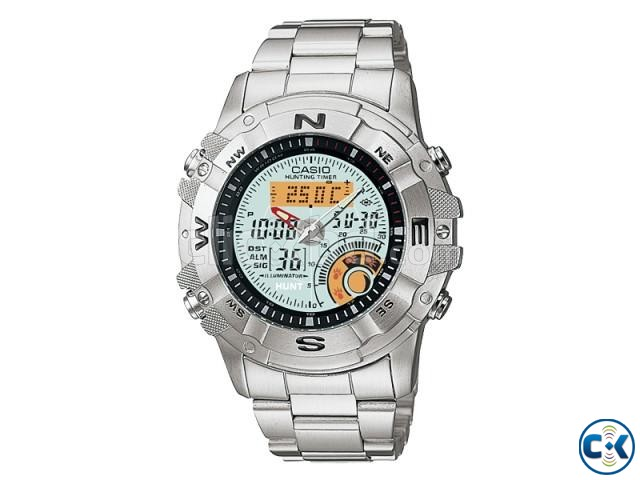 Original Casio Hunting Gear Watch AMW-704D-7AV WW0291  | ClickBD large image 0