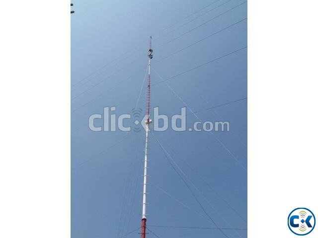 One Leg 80ft Internet tower | ClickBD large image 0