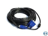 High Quality VGA Cable 20 Meter 65 Feets