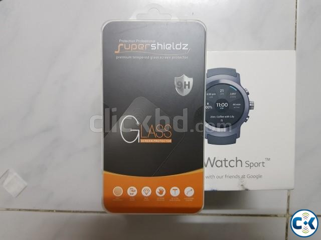 Brand New LG Watch Sport From USA | ClickBD large image 0