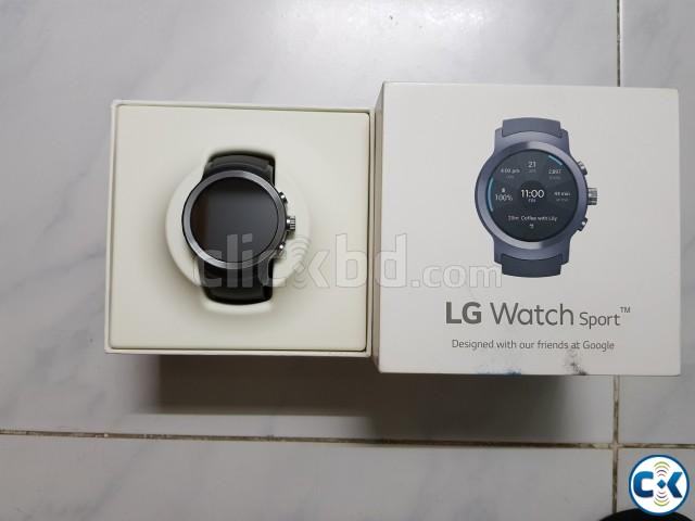 Brand New LG Watch Sport From USA | ClickBD large image 1