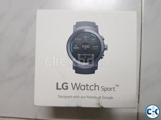 Brand New LG Watch Sport From USA | ClickBD large image 2