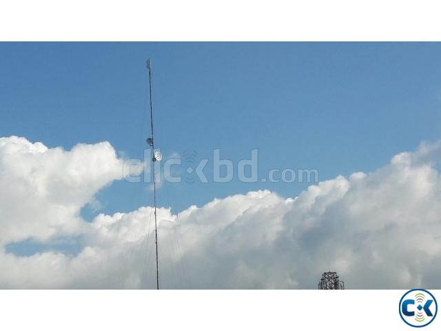 Single leg internet tower | ClickBD large image 0
