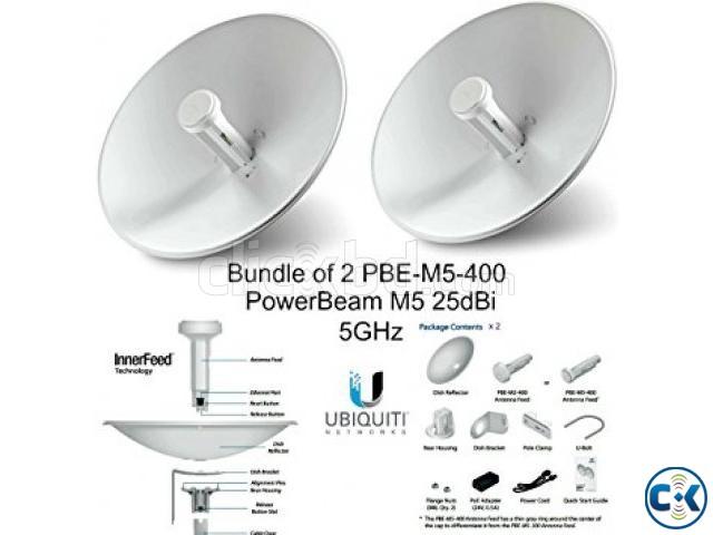 Ubiquiti PowerBeam M5 400 PBE-M5-400  | ClickBD large image 0